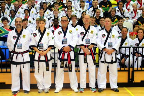 5th Worldwide Tang Soo Do Family Championships 2018
